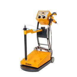Производственно-техническое оборудование - Ручная установка нанесения порошковой краски В400 с вибростолом, 0