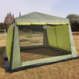 Палатки - Шатер Тент Беседка Усиленный каркас, 0