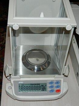 Лабораторное оборудование - Весы прецизионные AND GR-202 с поверкой, 0