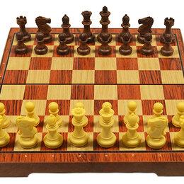 Настольные игры - Шахматы магнитные люкс, 0