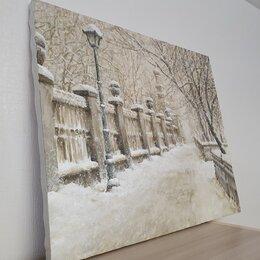 Картины, постеры, гобелены, панно - Картины холст, масло. 60х45 см, 0