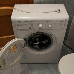 Стиральные машины - Стиральная машина автомат, Indesit iwub 4085, 0
