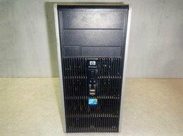 Настольные компьютеры - ПК HP dc5800 775 E7400 1x2Gb DDR2 160SATA Q33 300W, 0