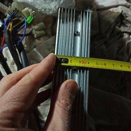 Аксессуары и запчасти - Бесколлекторный контроллер 1600w 48v б/у, 0