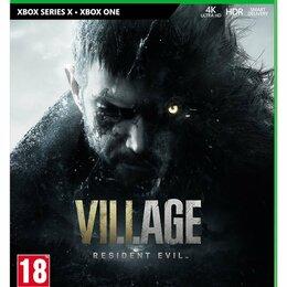 Игры для приставок и ПК - Resident Evil Village [Xbox, русская версия], 0