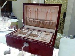 Шкатулки - Деревянная шкатулка для ювелирных украшений, Кейс, 0
