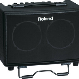 Гитарное усиление - Комбо-усилитель для акустической гитары Roland AC 33, 0
