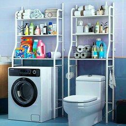 Стеллажи и этажерки - Стеллаж этажерка для ванной и туалета, 0