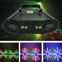 Световое и сценическое оборудование - LEXOR LE660RG 150mW Multi Effects Twinkling Laser, 0