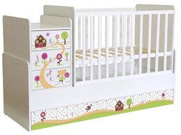 Диваны и кушетки - Кровать для новорожденных Polini kids Simple…, 0