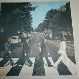 Виниловые пластинки - BEATLES ABBEY ROAD LP Легендарный! Пластинки. РОК!, 0