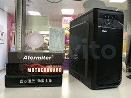 Настольные компьютеры - Intel i5 12л.ядер DDR3 16Gb SSD120 HDD500, 0