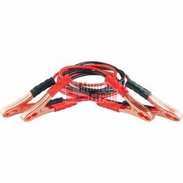 Мототехника и электровелосипеды - Провода стартовые, 200 А, 2,3 м,  сумка на молнии// STELS, 0