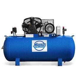 Воздушные компрессоры - Компрессор воздушный Magnus KW-1600/500S (10атм.,11,0кВт.,380В,Ф100), 0