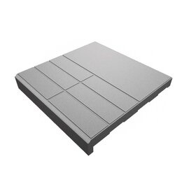 Облицовочный камень - Уличные ступени. Плитка на ступени антигололед., 0
