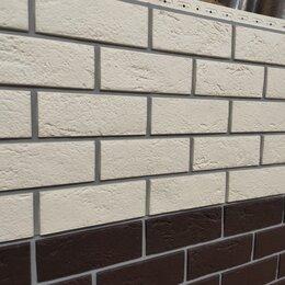 Фасадные панели - Фасадная панель Состаренный кирпич Премиум, 0