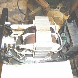 Сварочные аппараты - Бытовой сварочный трансформатор и реостат, 0