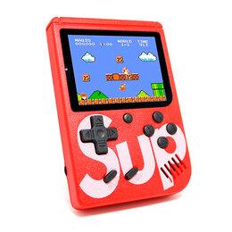 """Ретро-консоли и электронные игры - Игровая консоль SUP Game Box 3"""" 400 игр, 0"""