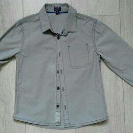 Рубашки - Модная рубашка фирмы Kiabi на 5 лет., 0