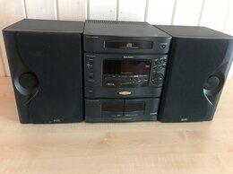 Музыкальные центры,  магнитофоны, магнитолы - Миниаудио система Sharp CD-S6470H, 0