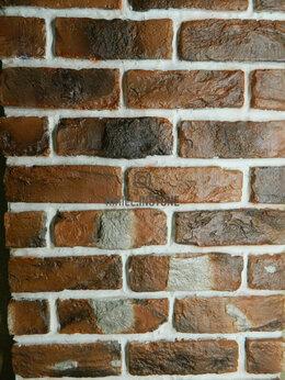 Облицовочный камень - Старый кирпич, 0