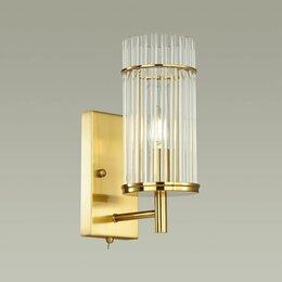 Бра и настенные светильники - Бра Odeon Light Formia 4809/1W, 0