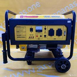 Электрогенераторы и станции - Бeнзинoвый гeнератор Наmmеr GNR3000 А (2700 Bт) , 0