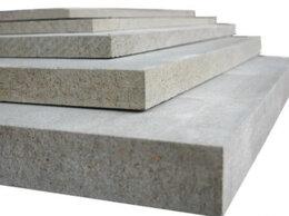 Древесно-плитные материалы - Цементно-стружечная плита, 0