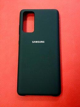 Чехлы - Чехол Silicone Case Samsung S20 FE, 0