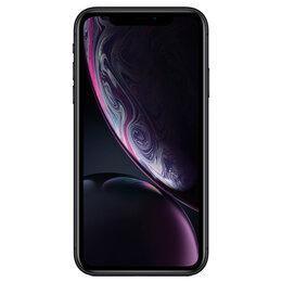 Мобильные телефоны - 🍏 iPhone ХR 64Gb black (черный)  , 0