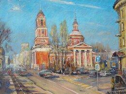 Картины, постеры, гобелены, панно - Церковь Троицы Живоначальной, 0