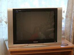 Телевизоры - Телевизор Panasonic TX-29F155T нерабочий, 0
