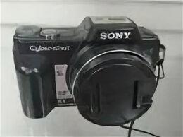Фотоаппараты - Фотоаппарат Sony DSC-H10, 0