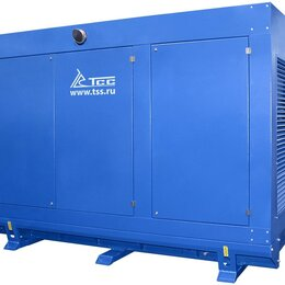 Электрогенераторы и станции - Дизельный генератор 60 кВт ЯМЗ в кожухе ТСС АД-60С-Т400-1РМ2 Stamford, 0
