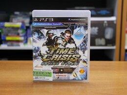 Игры для приставок и ПК - Time Crisis Rising Storm - PS3 Б.У (Обмен), 0