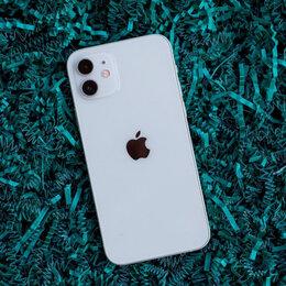 Мобильные телефоны - iPhone 12 mini White 64gb новые Ростест, 0