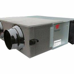 Вентиляция - Приточно-вытяжная установка Royal soffio RCS 350U, 0