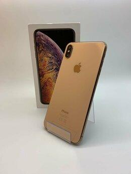Мобильные телефоны - iPhone Xs Max 256GB Золото б/у Гарантия магазина, 0