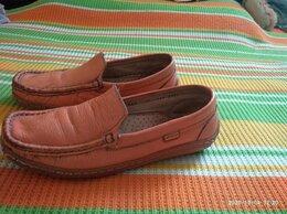 Балетки, туфли - Кожаные макосины Minimen р.35, 0