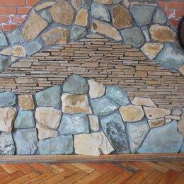 Облицовочный камень - Природный камень плитняк для облицовки, 0