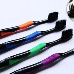 Зубные щетки - Бамбуковые зубные щетки, 0