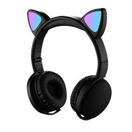 Наушники и Bluetooth-гарнитуры - Наушники Wireless Headphones Cat Ear ZW-028…, 0