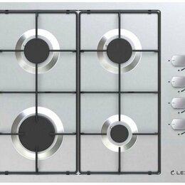 Плиты и варочные панели - Встраиваемая газовая поверхность LEX GVS 644-1 IX, 0