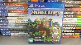 Игры для приставок и ПК - Minecraft Sony ps4, 0