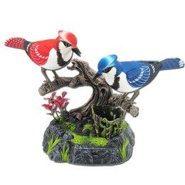 "Сувениры - Сувенир-игрушка ""поющие птицы"", 0"