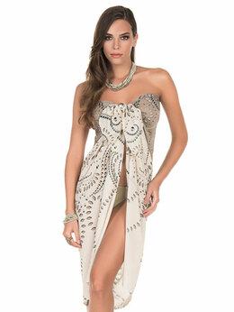 Пляжная одежда - Парео MAGISTRAL Basic Pearl, 0