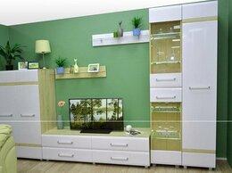 Шкафы, стенки, гарнитуры - Гостиная Версаль, белый глянец. Размер 3,2 м,…, 0