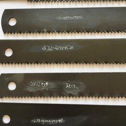 Пилы, ножовки, лобзики - Ножовочное полотно машинное , 0
