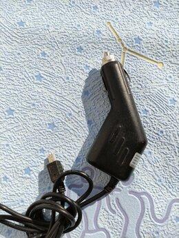 Зарядные устройства и адаптеры - Зарядное в прикуриватель 2А мини USB , 0
