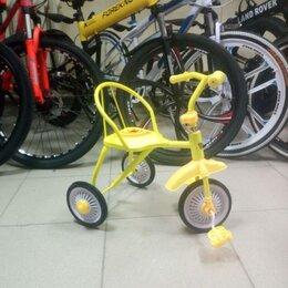 Трехколесные велосипеды - Велосипед трёхколёсный детский, 0